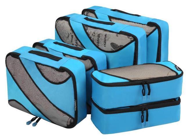 Cubos para organizar maletas